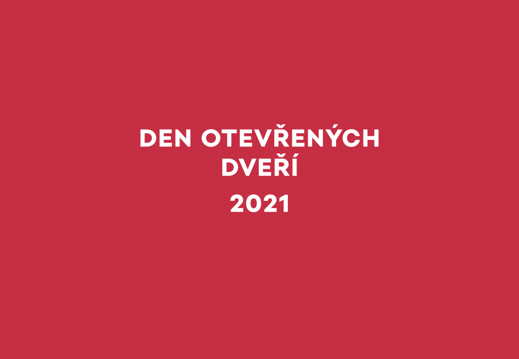 Den otevřených dveří 2021