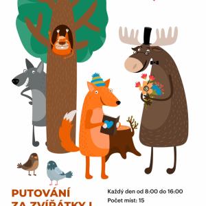Putování za zvířátky I.