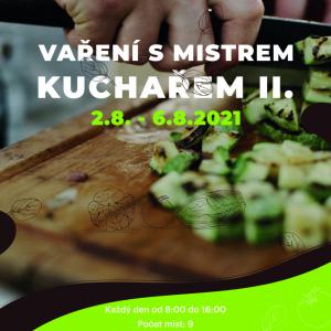 Vaření s mistrem kuchařem II.