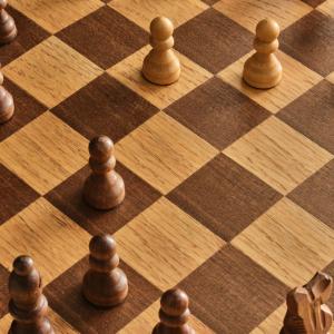 Šachový turnaj v sobotu 1.5.2021