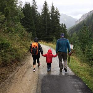 Sportovní pobyt pro rodiče s dětmi