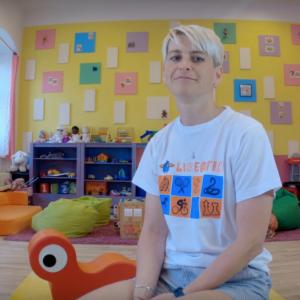 Oddělení předškolní výchovy - Štěpánka