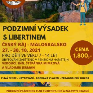 Podzimní výsadek s Libertinem 2021
