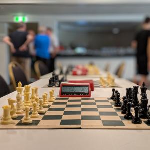 Mikulášský šachový turnaj