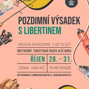 Podzimní výsadek s Libertinem 2020